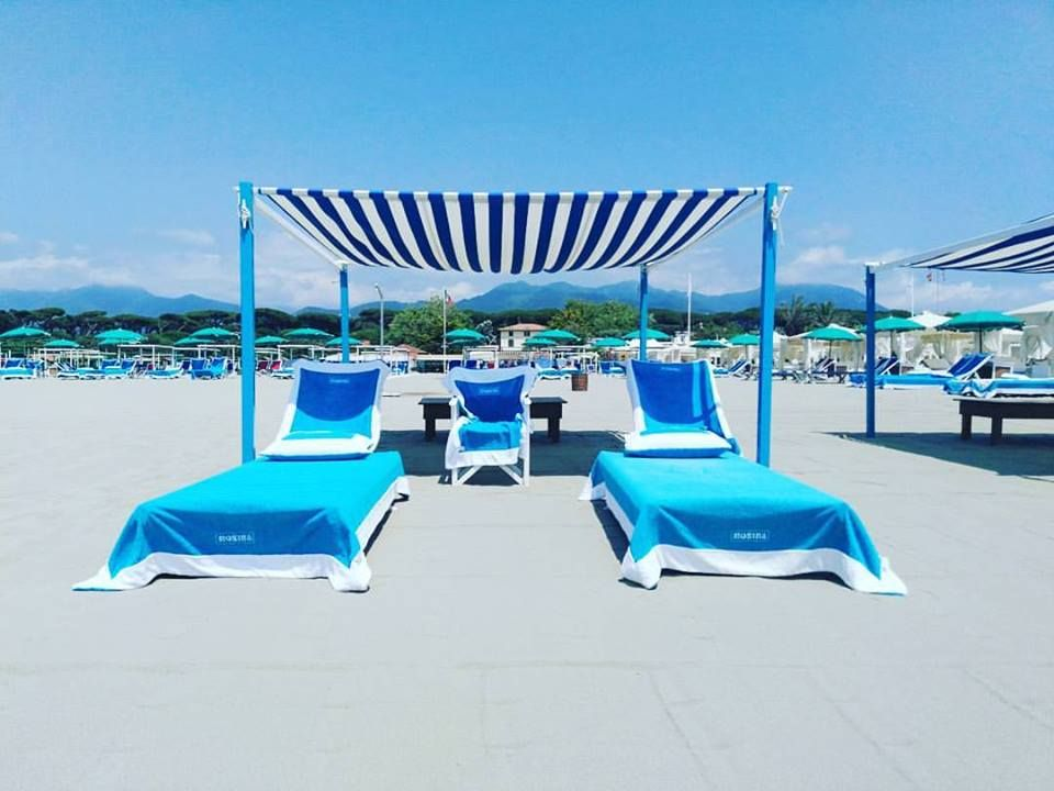 Bagno Rosina Beach Club